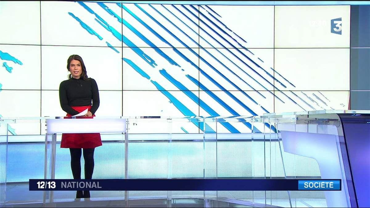 Emilie Tran Nguyen Le 12/13 France 3 le 02.05.2017