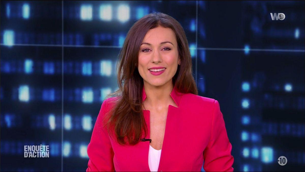 Marie-Ange Casalta Enquêtes d'Action W9 le 05.05.2017
