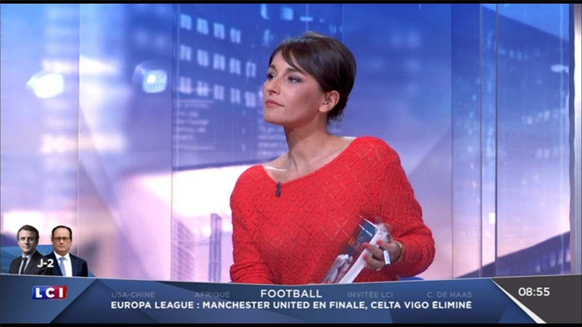 Amandine Bégot LCI Matin LCI le 12.05.2017