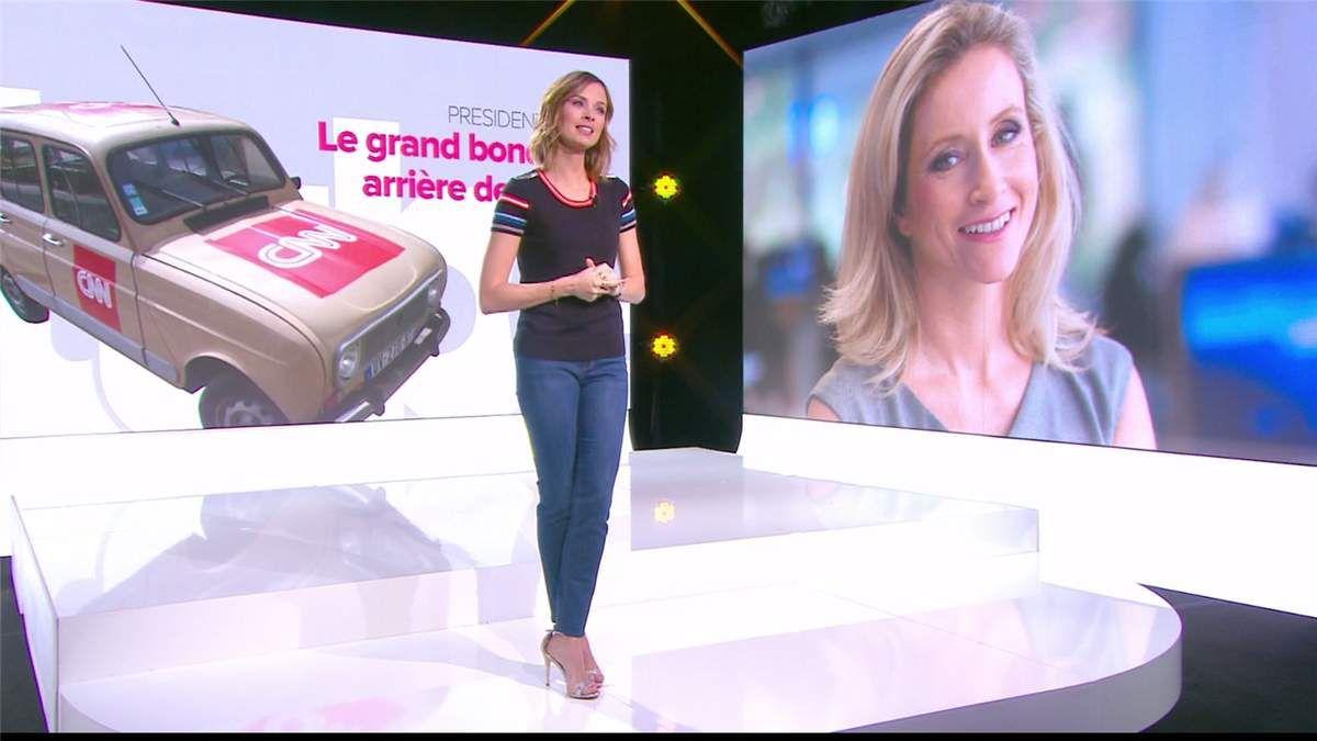 Isabelle Ithurburu Le Tube Canal+ le 13.05.2017
