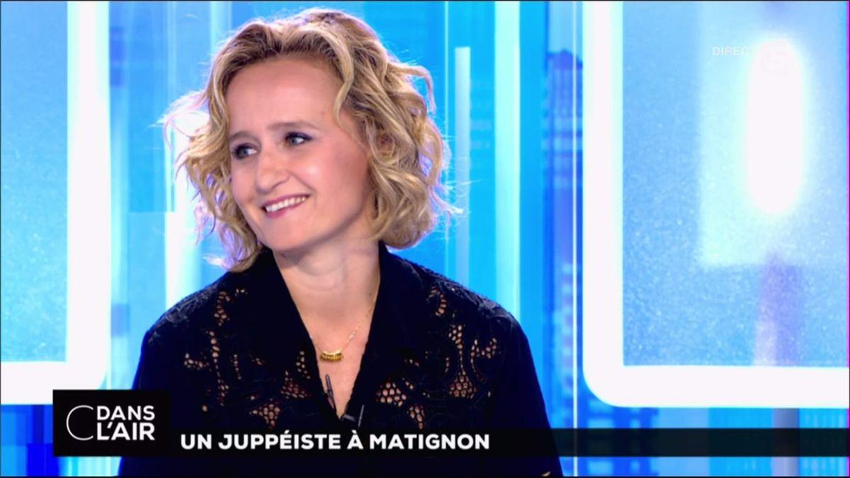 Caroline Roux C Dans l'Air France 5 le 15.05.2017