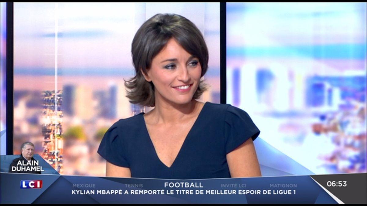 Amandine Bégot LCI Matin LCI le 16.05.2017