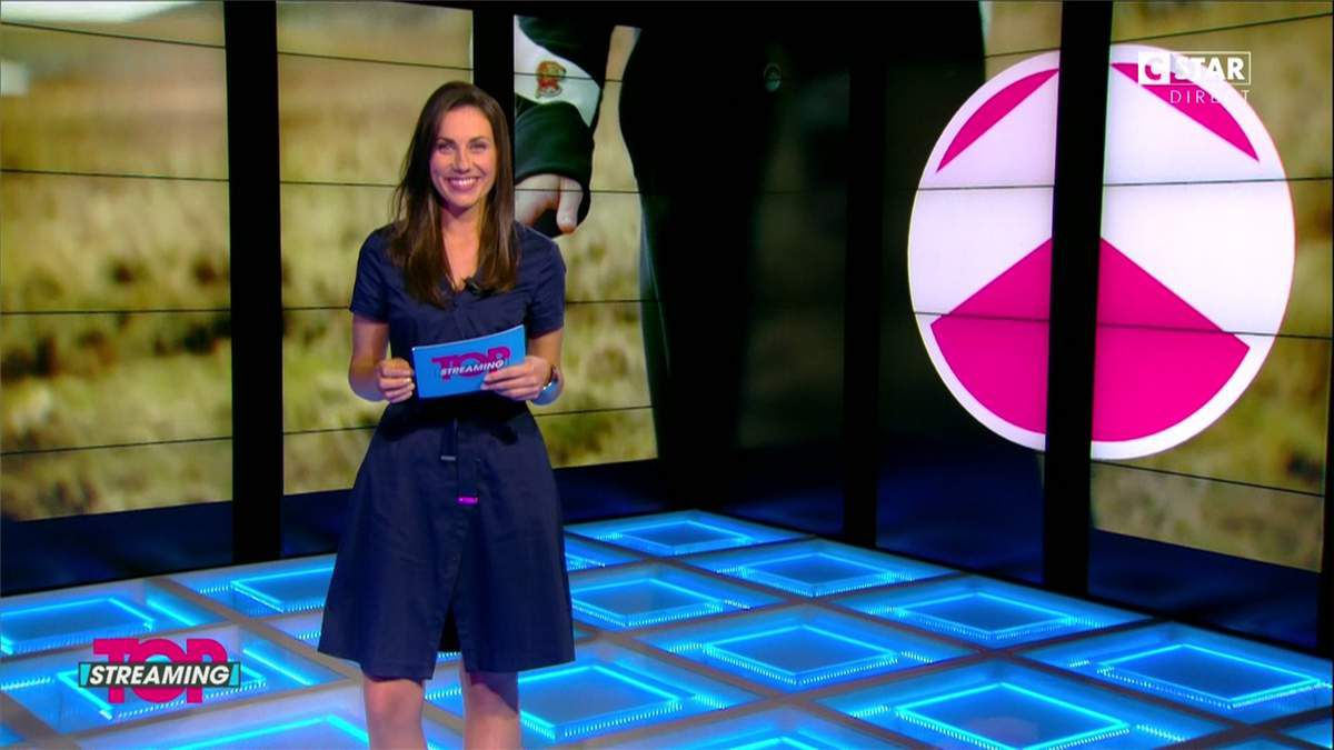 Jessie Claire Top Streaming CStar le 19.05.2017