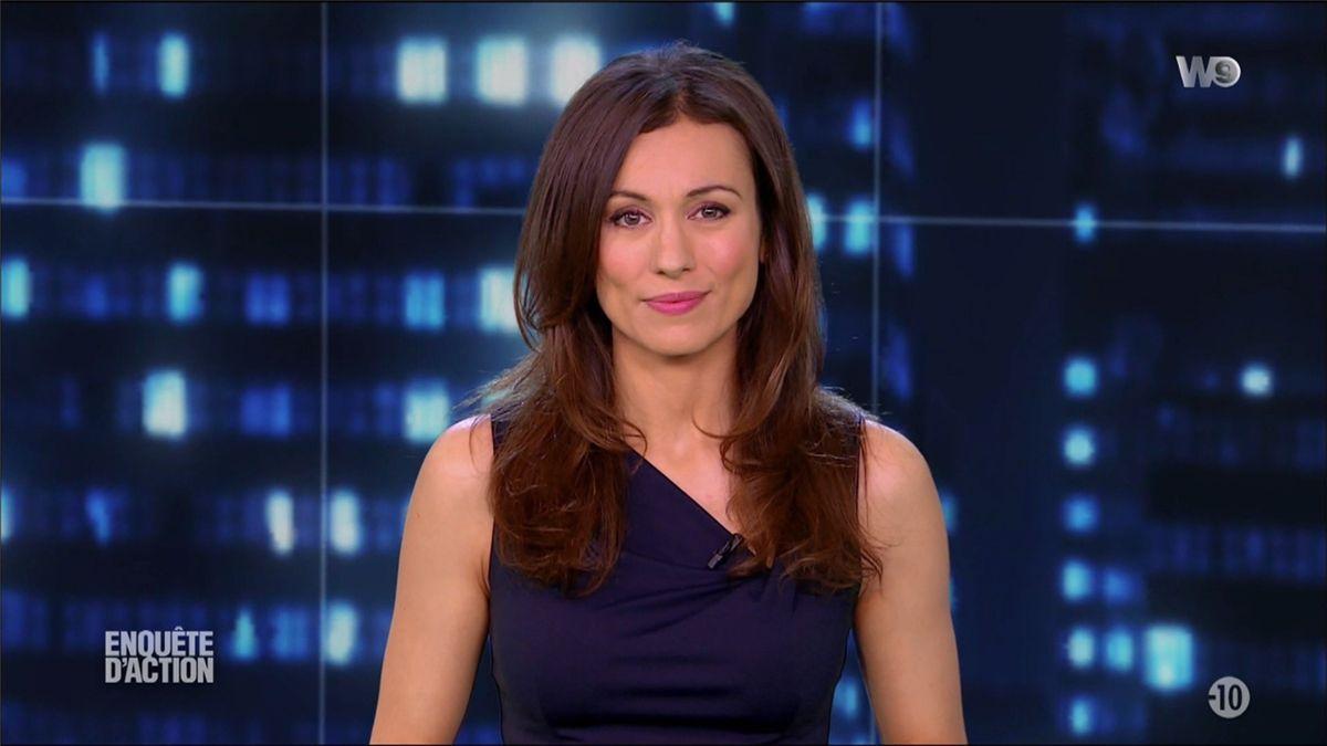 Marie-Ange Casalta Enquête d'Action W9 le 19.05.2017