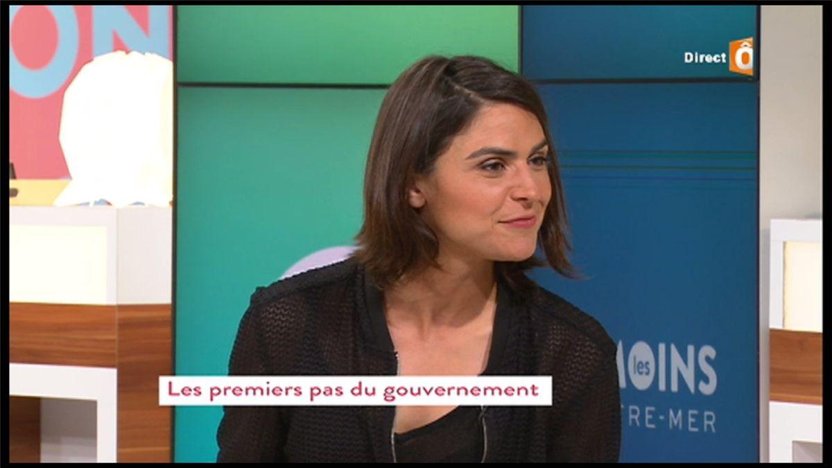 Sonia Chironi Les Témoins d'Outremer France Ô le 22.05.2017