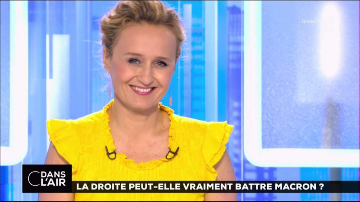 Caroline Roux C Dans l'Air France 5 le 22.05.2017