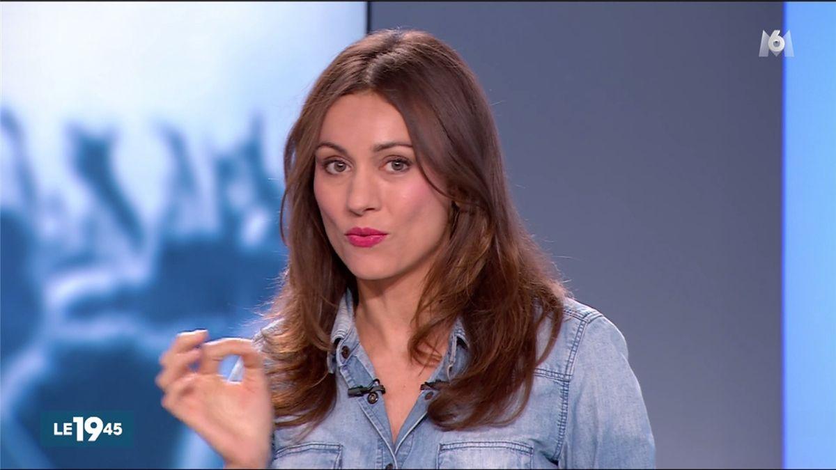 Marie-Ange Casalta Le 19:45 M6 le 30.05.2017