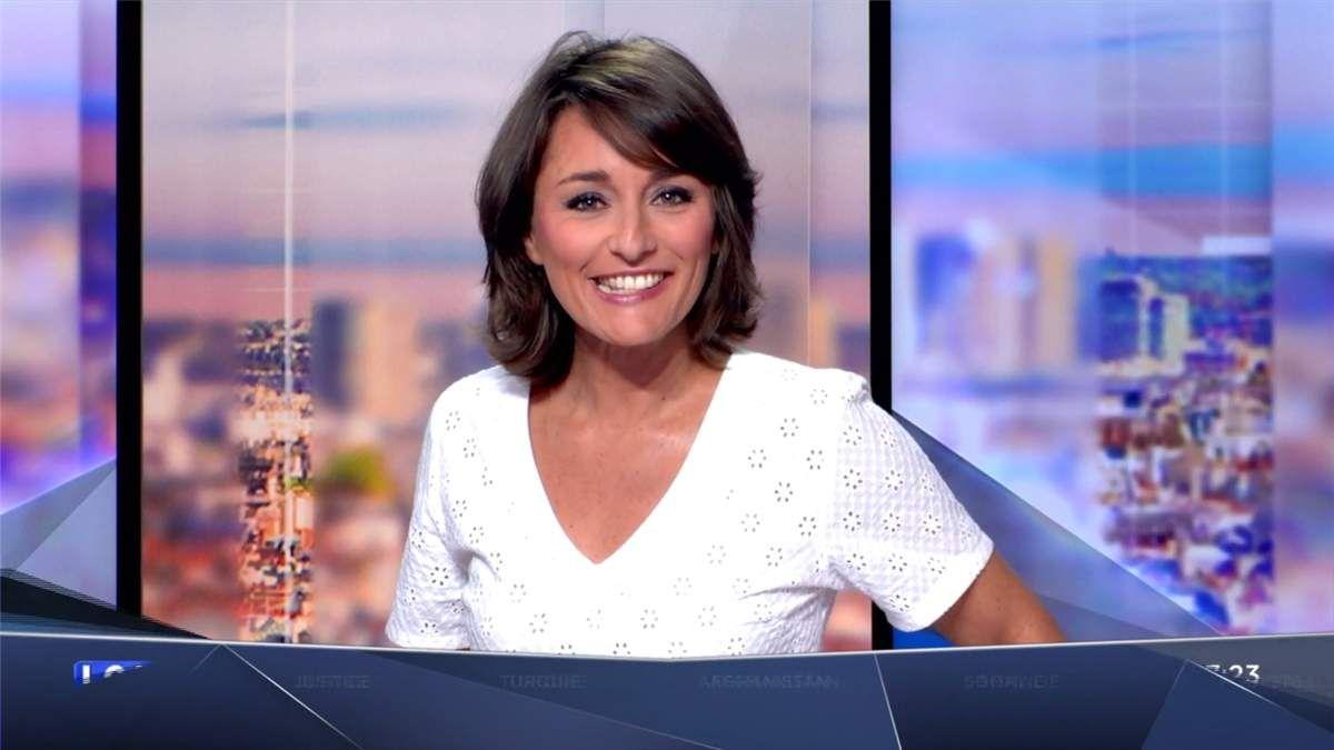 Amandine Bégot LCI Matin LCI le 15.06.2017