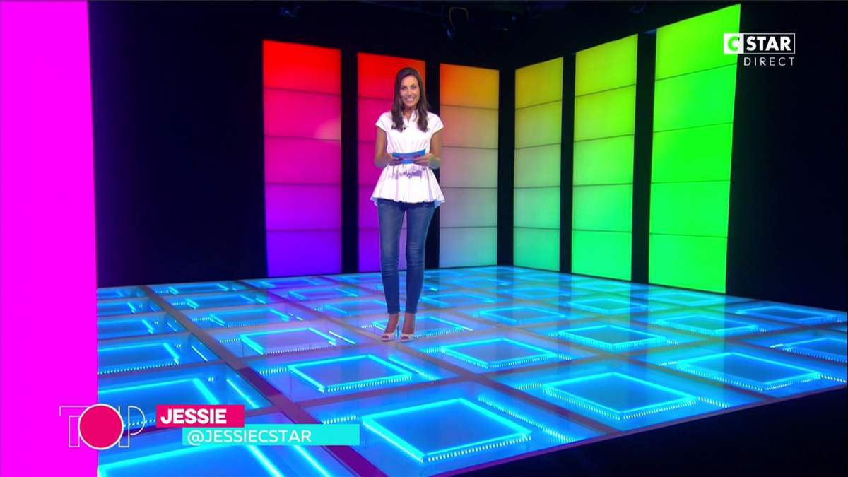 Jessie Claire Top Streaming CStar le 16.06.2017