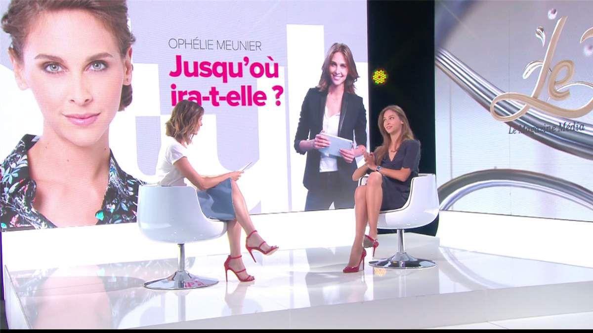 Ophélie Meunier Le Tube Canal+ le 17.06.2017