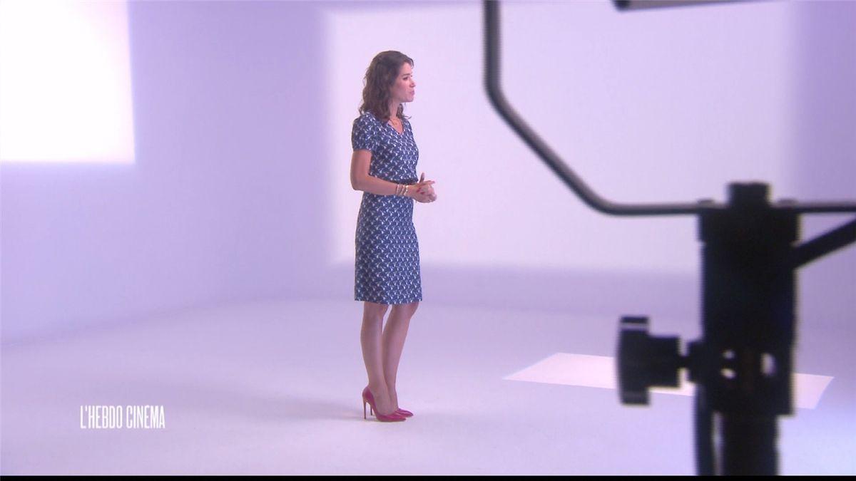 Laurie Cholewa L'Hebdo Cinéma Canal+ le 17.06.2017