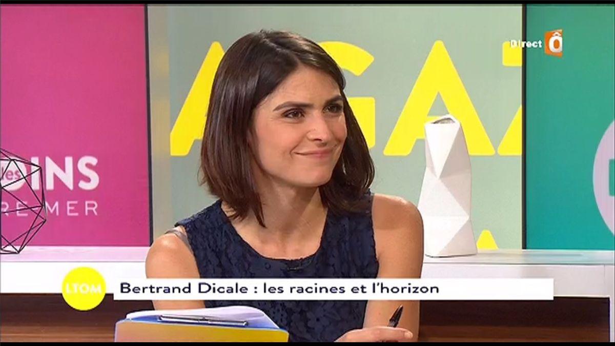 Sonia Chironi Les Témoins d'Outremer France Ô le 19.06.2017