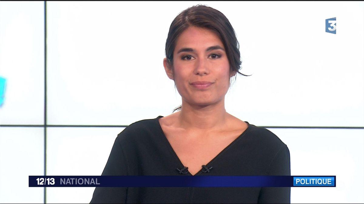 Emilie Tran Nguyen Le 12/13 France 3 le 20.06.2017