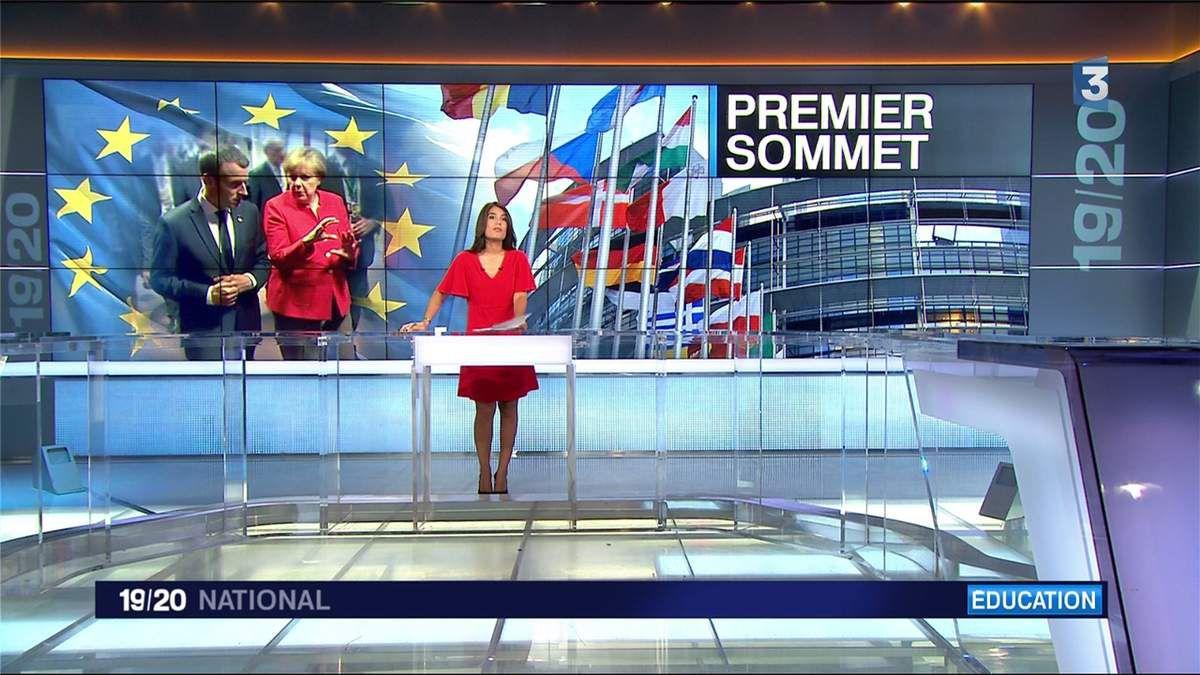 Emilie Tran Nguyen Le 19/20 France 3 le 23.06.2017