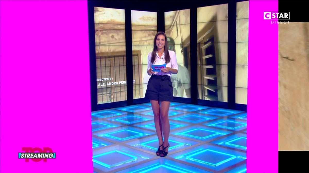 Jessie Claire Top Streaming CStar le 23.06.2017