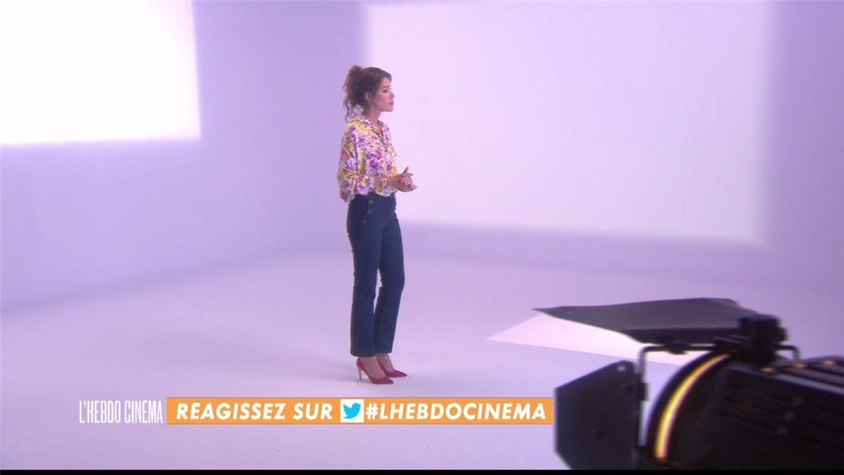 Laurie Cholewa L'Hebdo Cinéma Canal+ le 24.06.2017