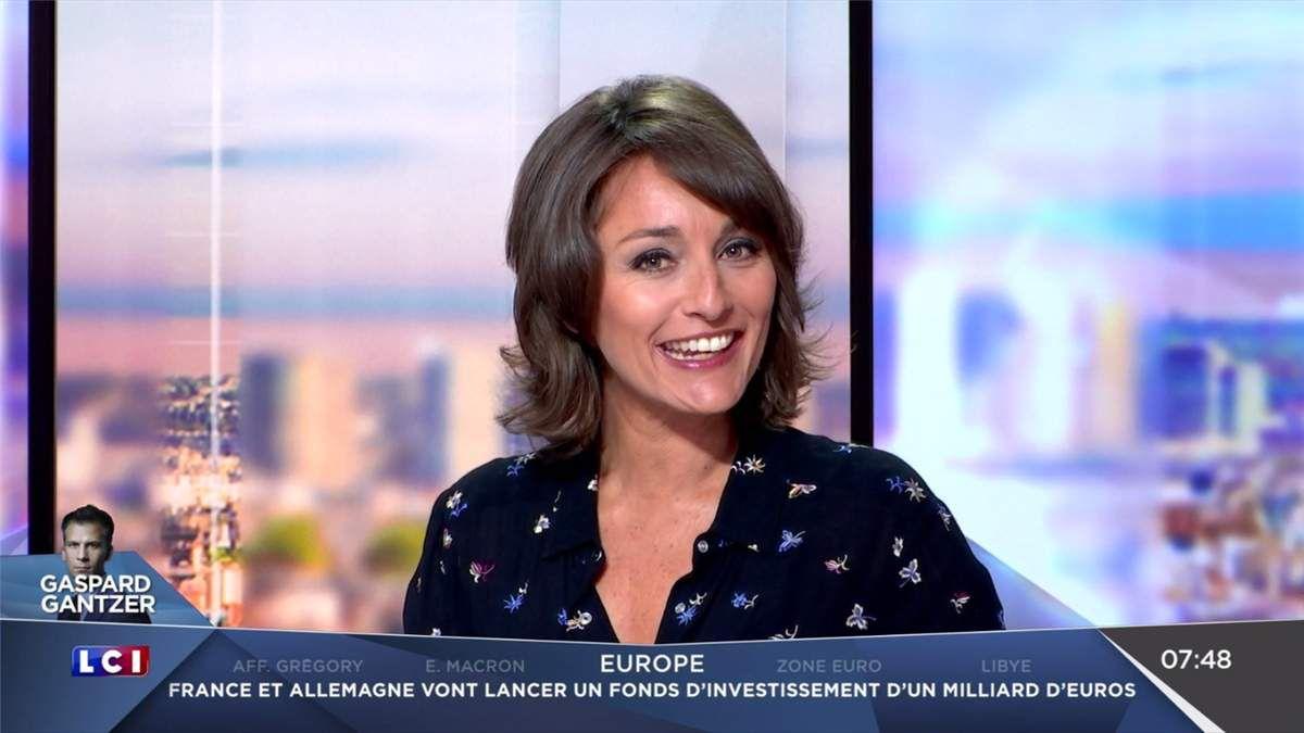 Amandine Bégot LCI Matin LCI le 13.07.2017