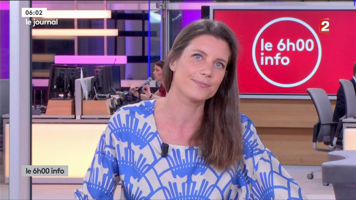 Camille Grenu Franceinfo: le 14.07.2017