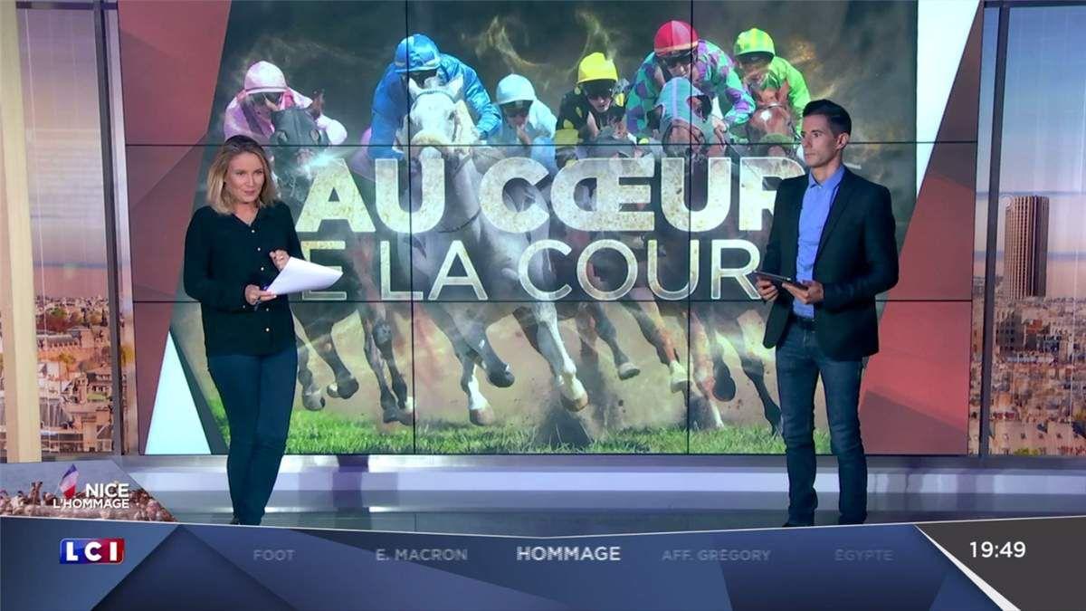 Hortense Villatte LCI Soir LCI le 14.07.2017