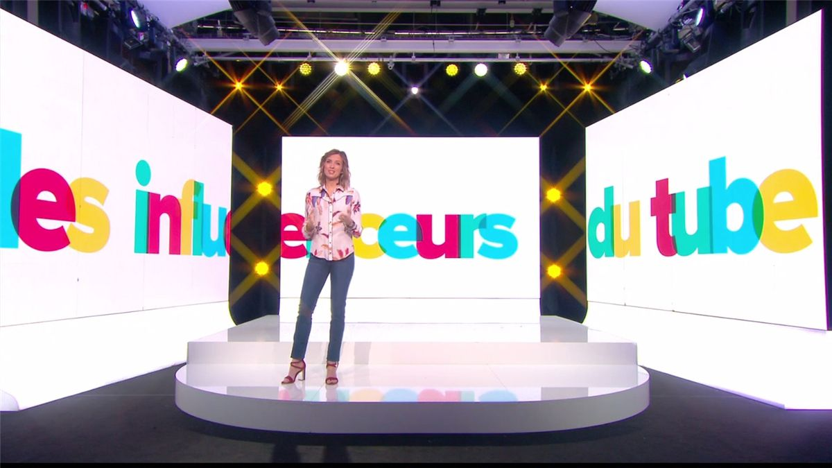Isabelle Ithurburu Le Tube Canal+ le 22.07.2017