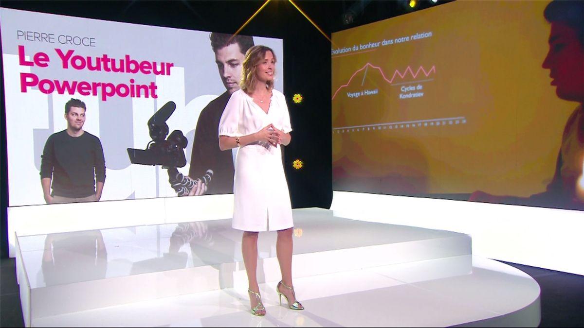 Isabelle Ithurburu Le Tube Canal+ le 12.08.2017