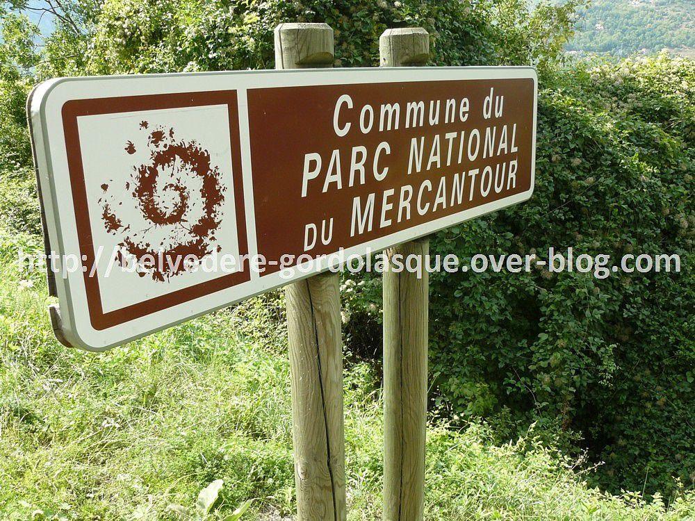 Belvédère, commune du Mercantour