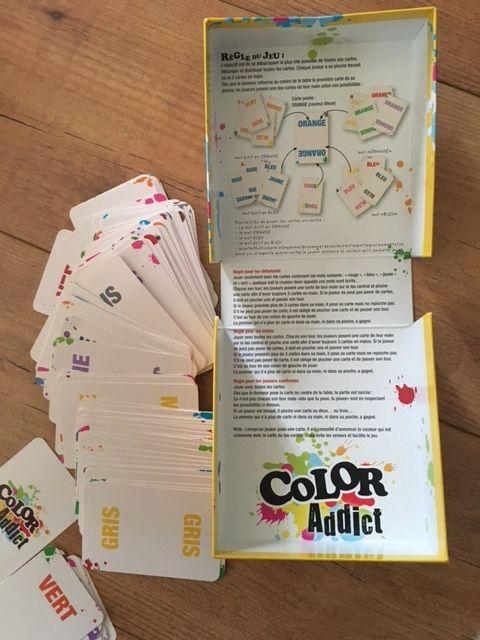 Color Addict : l'art de s'emmêler les pinceaux.