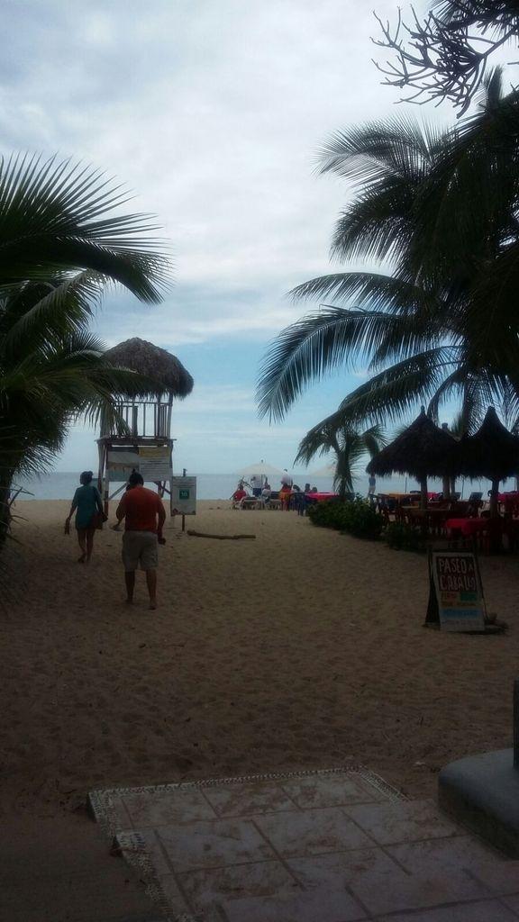 Weekend à Playa Mayto