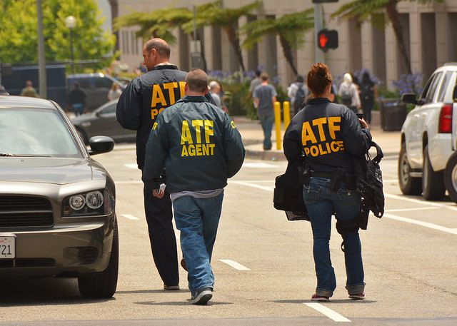 Criminal Justice Career Option - Becoming an ATF Agent
