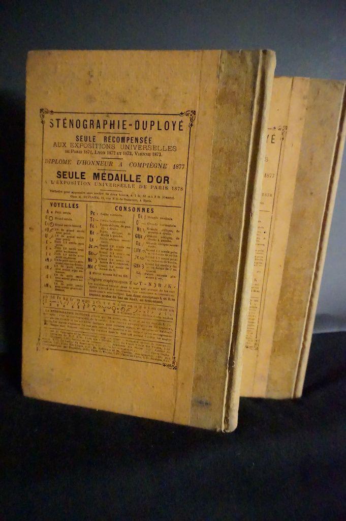 1977 - 1879. La gazette sténographique de Seine et Marne.
