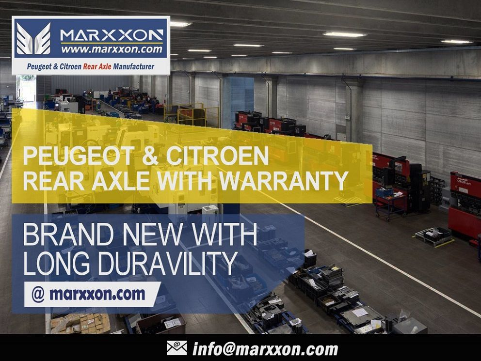 Marxxon Machinery pegueot citroen rear axle factory plant http://www.marxxon.com/newsinfo/493.html