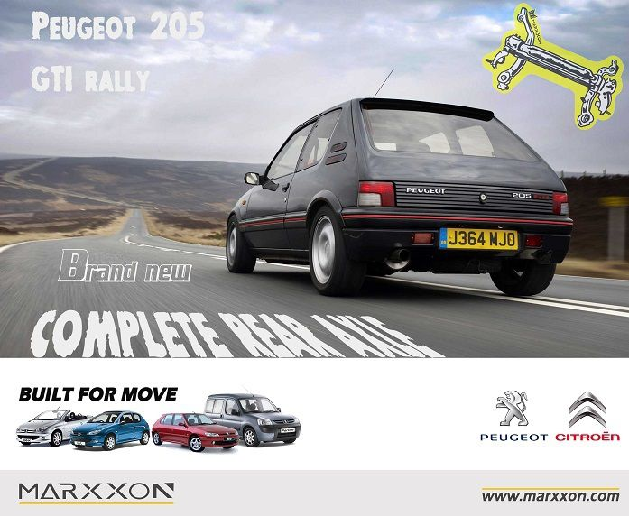 Peugeot 205 Manufactured from 1983 to 1998 (Sold 5.3 million units)