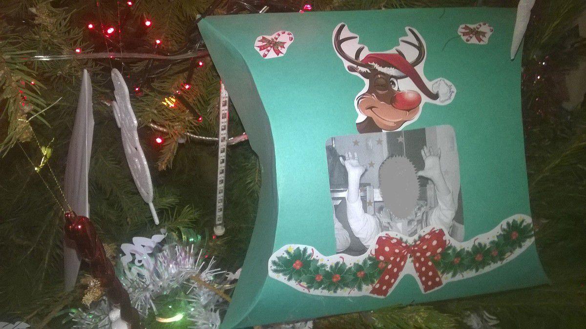 Les boîtes - cadeaux &quot&#x3B;maison&quot&#x3B;