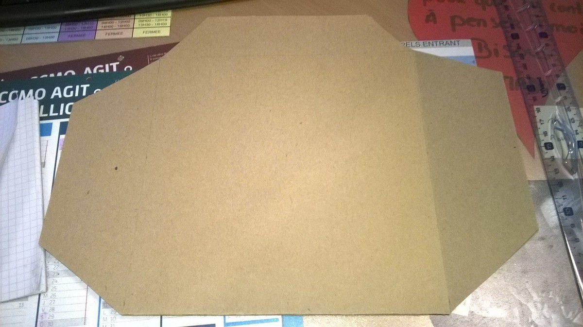 Enveloppe pour carte