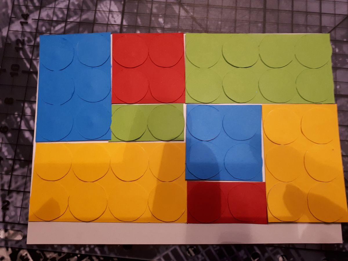 Carte Lego et manette PS3