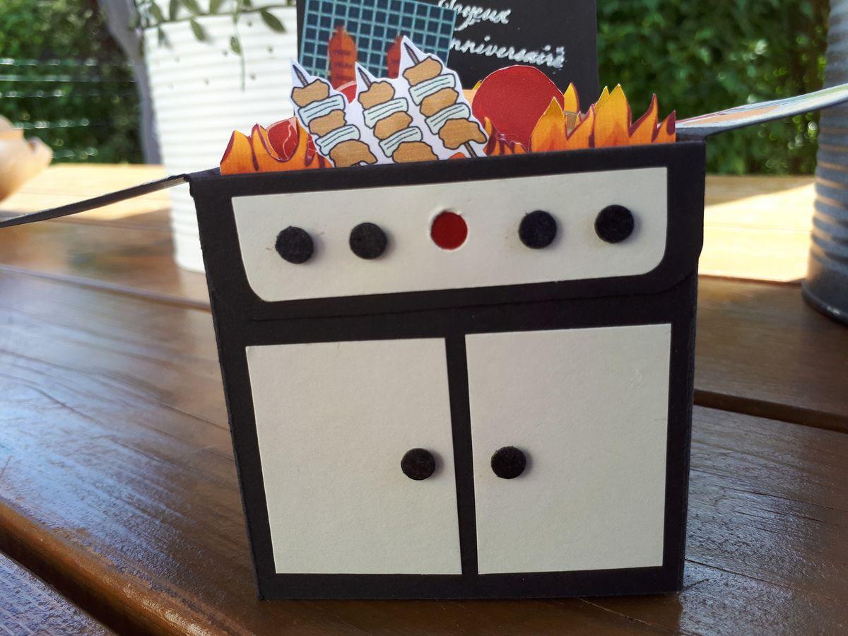 Carte Barbecue