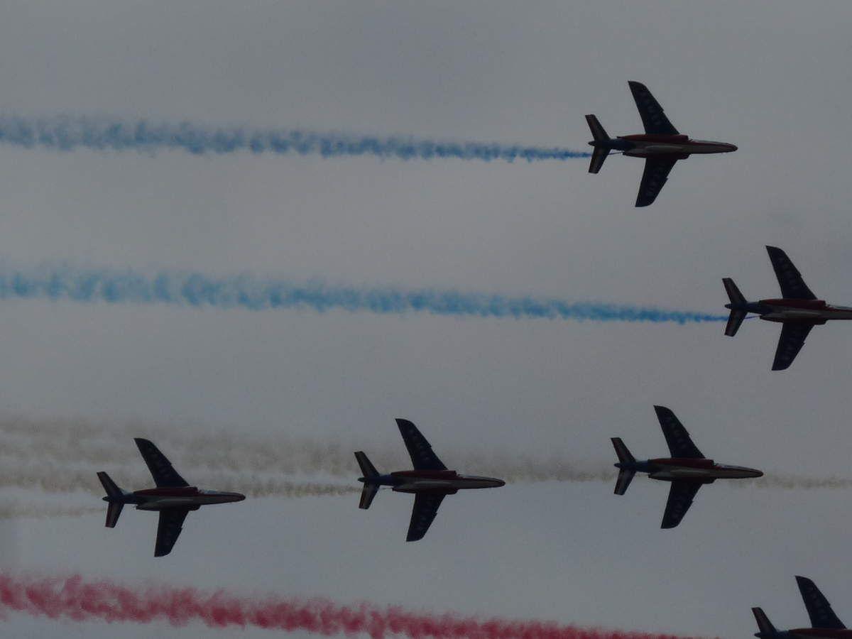 Alpha Jet de la patrouille de France, Airbus A400M