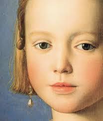 Quelques tableaux de Bronzino le héros du roman