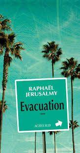 Un nouveau roman de Raphaël Jérusalmy