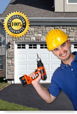 Residential garage door repairs sacramento 24 hr service for Garage door repair sacramento