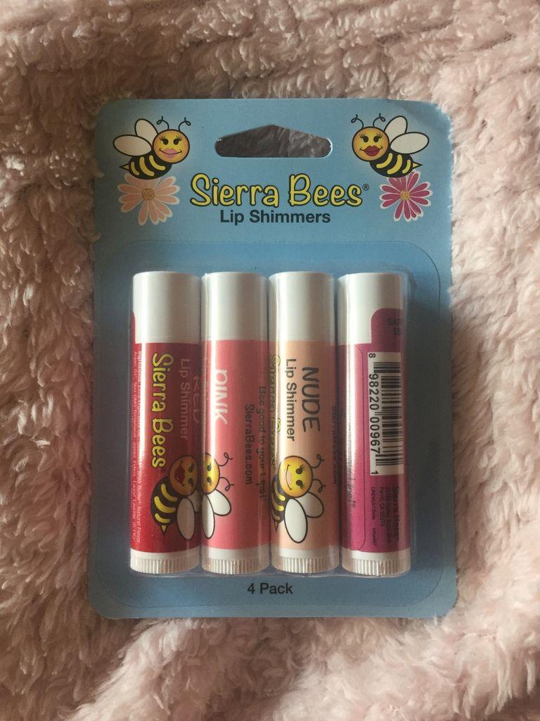 Baume à lèvres Sierra Bees
