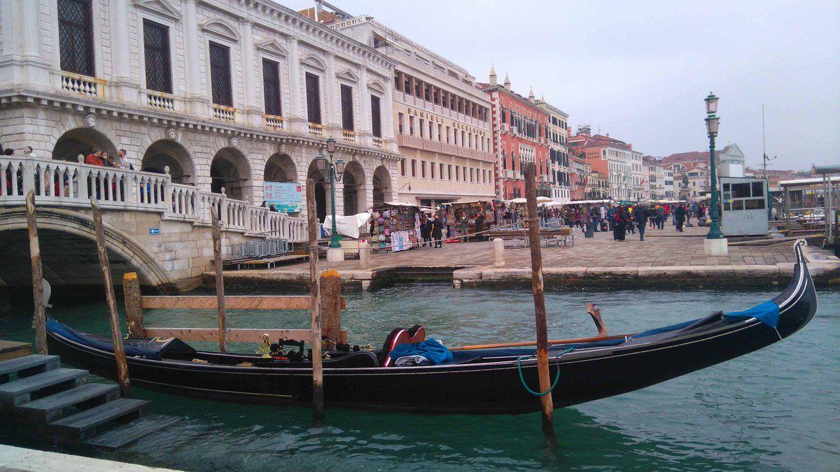 Venise ville mystérieuse ...