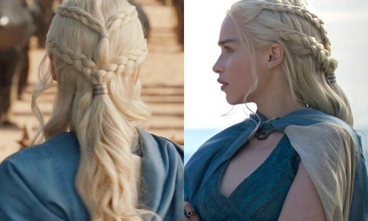 [Tutoriel] Reproduis une des coiffures de Daenerys