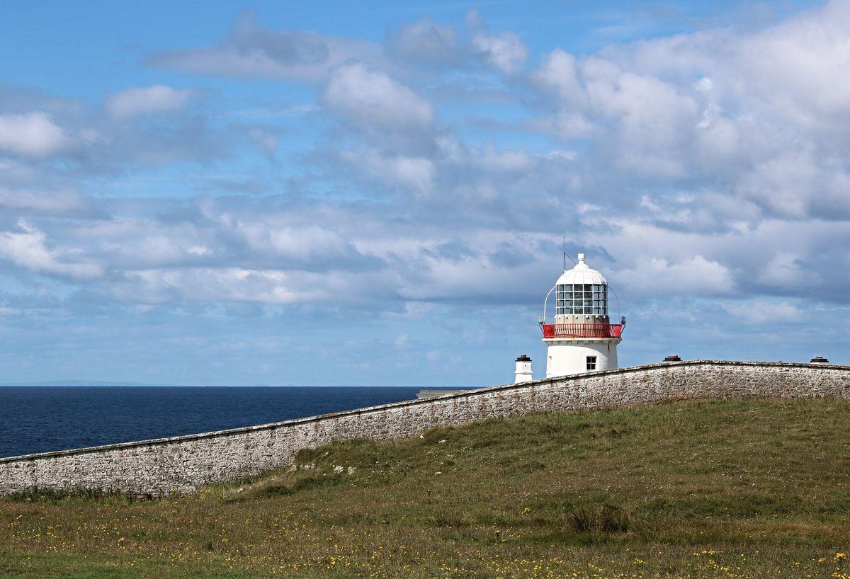 St Jones point Irlande
