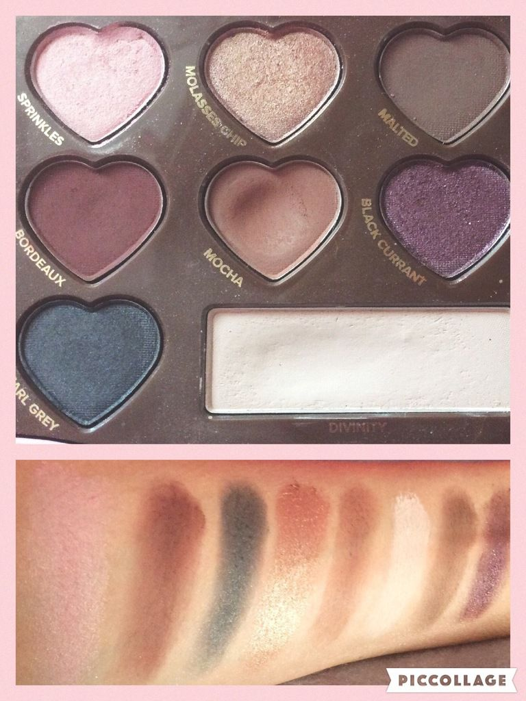 � Revue palette Too Faced chocolate Bon Bons ! �