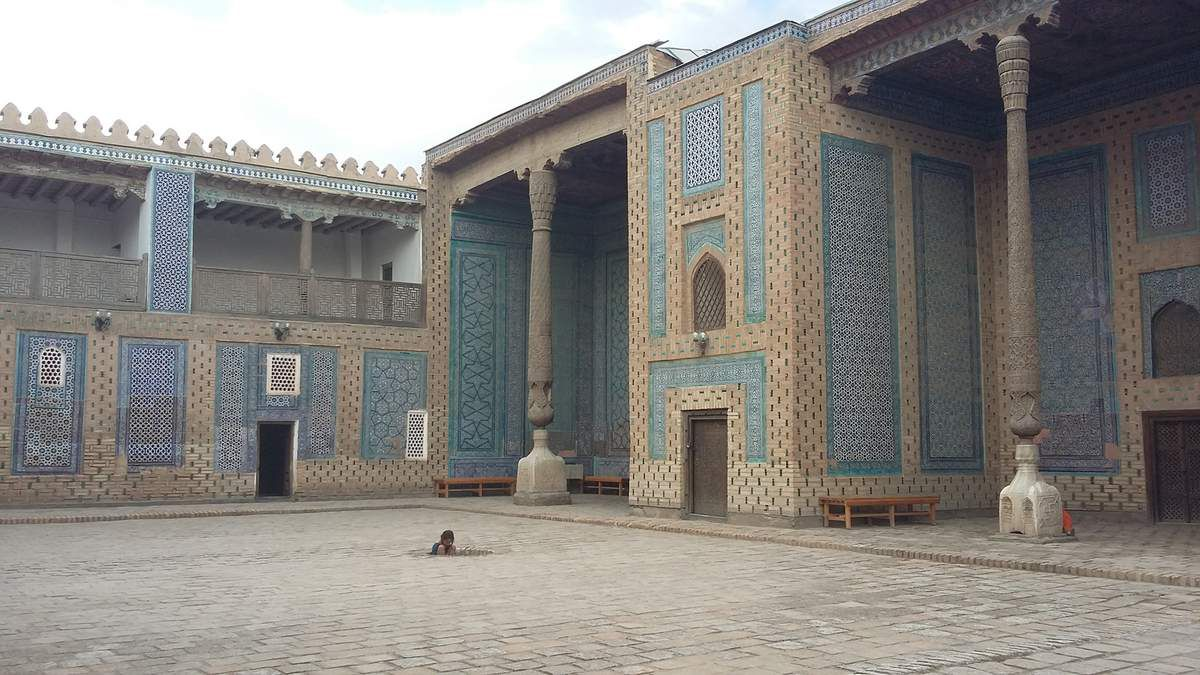 Ouzbékistan : route des mondanités !