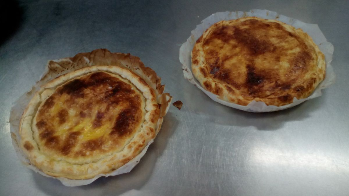 Les galettes attendent !