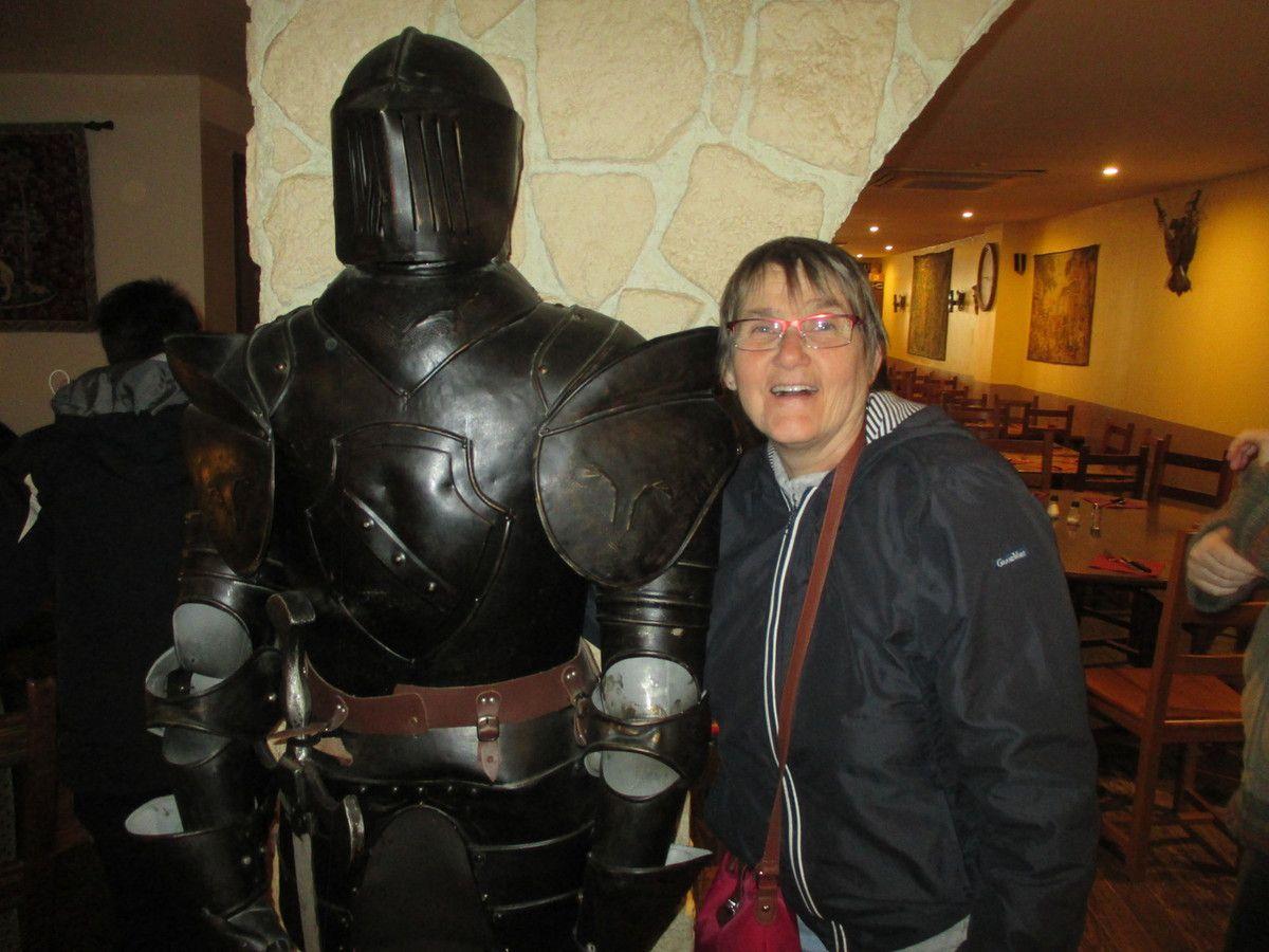 Quel est ce beau chevalier ?
