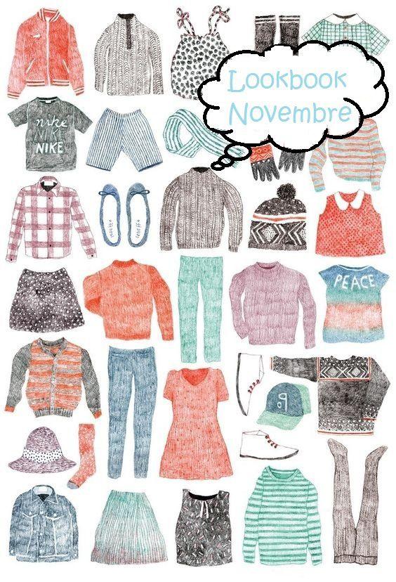 Les petits looks de Novembre
