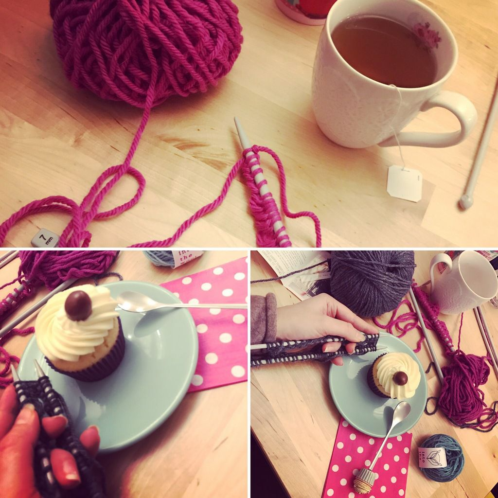 #intothewool #coursdetricot #tricot #marseille #mademoisellecupcake #tendance
